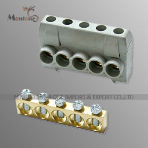 DIN Mounting Terminal Block Cable Connector (MLIE-TB022) pictures & photos