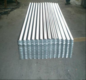 Building Material Roof Metal Zinc Corrugated Roofings Steel Sheet pictures & photos