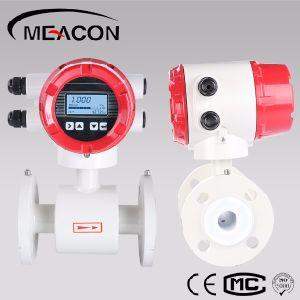 High Accuracy Intelligent Electromagnetic Flow Meter pictures & photos