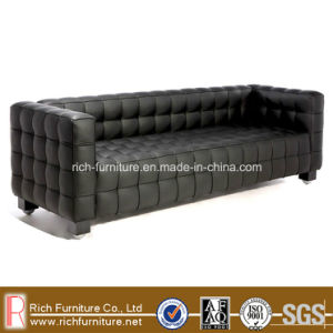 New Modern Hotel Home Furniture Leather Sofa (Kubus) pictures & photos