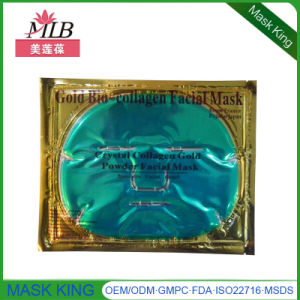 Hyaluronic Acid Green Seaweed Nourishing Facial Mask pictures & photos