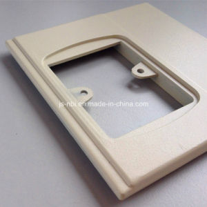 Decorative Cover Plate From Zinc Die Casting for Medical Gas Pipeline Processing pictures & photos