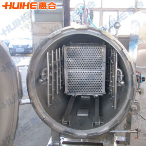 Stainless Steel Rotary Type Sterilizer for Foods pictures & photos