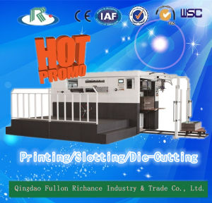 X7 Series Corrugated Carton Box Die-Cutting Machine pictures & photos