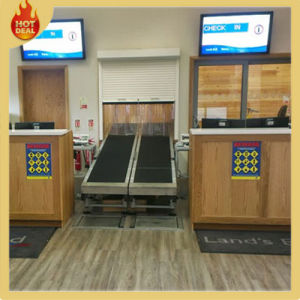 Airport Luggage Check-in Electronic Conveyor Belt Weighing Scale pictures & photos