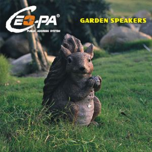 PA System Squirrel Shape Garden Speaker (CE-KT20)