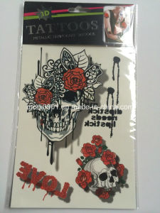 Body Temporary Tattoo Sticker Waterproof (15*21cm) pictures & photos
