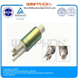 Electric Fuel Pump for E10222 Daewoo Peugeot with WF-3612 pictures & photos