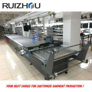 Automatic Cloth Cutting Machine for Customize T-Shirt and Suit pictures & photos