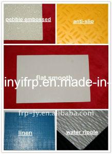 Linen Texture Finish Fiberglass FRP Sheet for RV (JY-L)