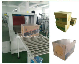 Carton Box Film Shrink Wrapping Machine pictures & photos