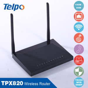 Telpo Fax T30/T30 Bypass VoIP Router pictures & photos