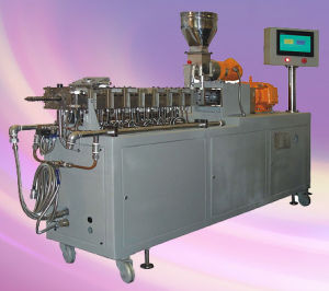 Laboratory Twin-Screw Extruder (XL-20, XL-20 WITH PLC) pictures & photos