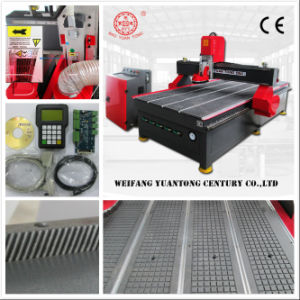 CNC Wood Router for 3kw Hsd Air Cooling Spindle pictures & photos
