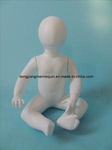 Child Sitting Mannequin (2012B1)