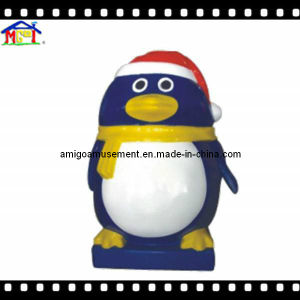 Amusement Park Kid′s Game Machine Kiddie Ride Penguin pictures & photos
