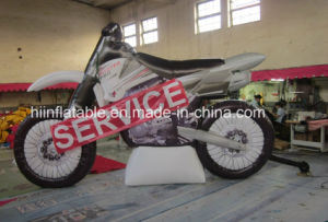 Advertising Inflatable Motorbike Model for Sale