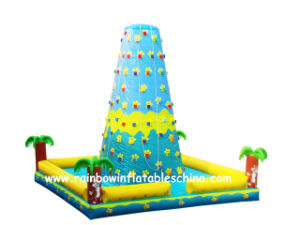 Square Rock Inflatable Climbing Wall Climbing Mountain pictures & photos