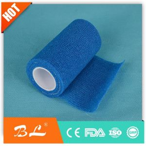 Non Woven Cohesive Bandages Wrap Finger Bandage with Factory Ce, ISO, FDA Approved pictures & photos