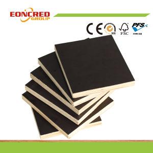 2016 Hot Sale Black Dynea Brown Film Faced Shuttering Marine Plywood Manufacturer (1220*2440mm, 1250*2500mm)