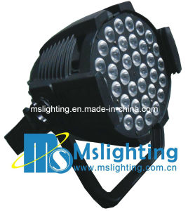 36*10W RGBW 4in1 LED PAR Can / LED Stage Light pictures & photos