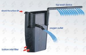 Aquarium Submersible Pump (JP-082) with CE Approved pictures & photos