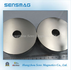 Manufacture Customzied Strong Powerful Neodymium Magnet Ring Magnet pictures & photos