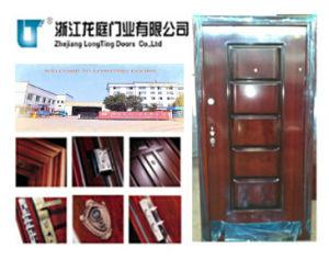 Security Steel Door with Lowest Price pictures & photos