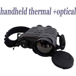 6km Long Range Night Vision Handheld Binocular Thermal Imaging Camera pictures & photos