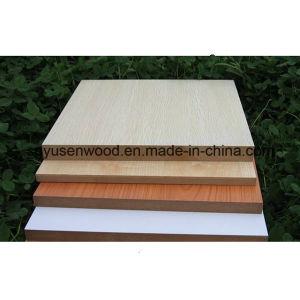 Medium Density Fibre Board / Plain MDF/Raw MDF pictures & photos