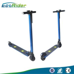 Folding Electirc Scooter Ce Approved with Lithium Battery & Low Price Kick Scooter pictures & photos