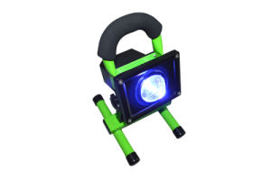 Camping Light 10W Portable & Rechargeable LED Flood Light