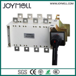 Electric 250A Manual Transfer Switch (MTS) pictures & photos