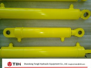 Agricultural Equipments Hydraulic Cylinder (rod diameter: 40mm, bore diameter: 63mm) pictures & photos