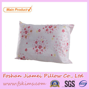 100% Polyester Fiber Pillow with Pillow Cover