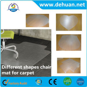Heavy Duty Office Chair Mats for Hardwood Floor and Carpet Floor pictures & photos