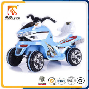 Chinese Motorcycle 4 Wheel Kids Electric Motorbike Wholesale pictures & photos
