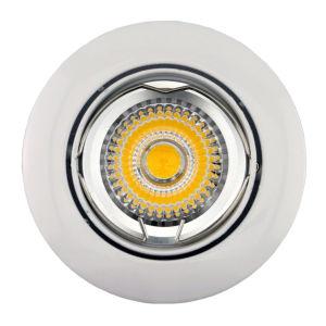 Aluminum Die Casting GU10 MR16 Round Tilt Recessed LED Spot Down Light (LT1200) pictures & photos