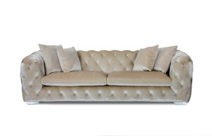 Hot Sale Modern Sofa Leahter Fabric Living Room Furniture pictures & photos