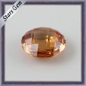 Champagne Round Checker Stones (STG-137) pictures & photos