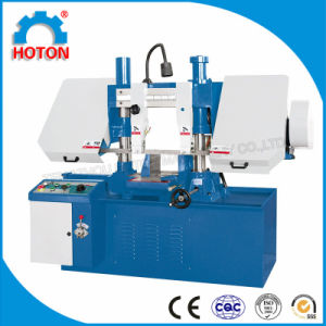 Horizontal Double Column Metal Cutting Bandsaw (GH4220A) pictures & photos
