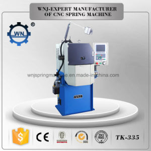 Tk335 Wave Spring Machine