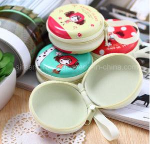Creative Mini Tin Coin Purse Earphone Bag Wholesale pictures & photos