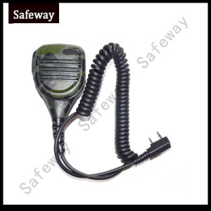 Walkie Talkie Camouflage Remote Speaker Mic for Baofeng pictures & photos