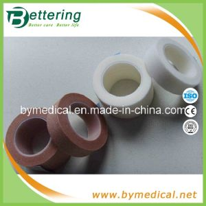 Hypoallergenic Surgical Non Woven Paper Tape White & Skin Colour pictures & photos