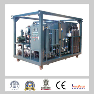 Hot Sales Three Stage Vacuum Transformer Oil Purifier pictures & photos