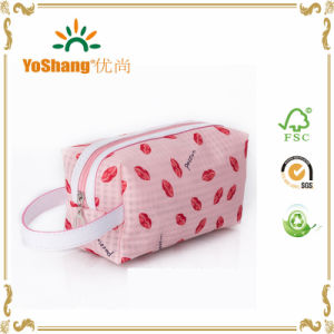 Lips Waterproof Makeup Bags Organisateur De Sac a Main Cute Cosmetics Pouchs for Travel Lady Pouch Women Organizer Cosmetic Bag pictures & photos