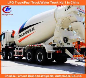 12cbm Heavy Duty Foton Concrete Mixer Truck pictures & photos
