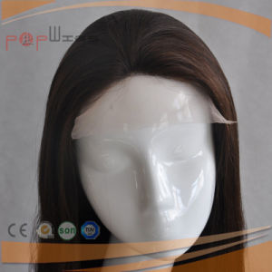 Hot Selling Front Lace Silk Top Jewish Wigs pictures & photos
