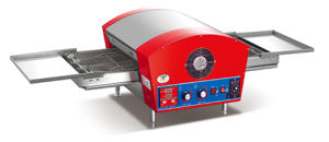 Gas Conveyor Pizza Oven (HGP-12) pictures & photos